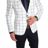 Sacou tip Zara Man CAROURI - sacou barbati - sacou casual elegant- cod 6079, Marime: 46, Culoare: Din imagine