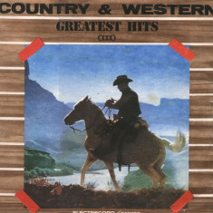 Alexandru Andries ‎– Country & Western (LP - Romania - VG)