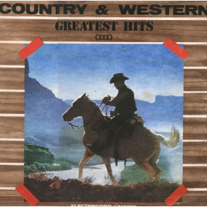 Alexandru Andries – Country & Western (LP - Romania - VG)