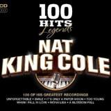 NAT KING COLE 100 Hits Legend Box set (5cd)