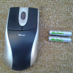 Trust wireless optical mouse