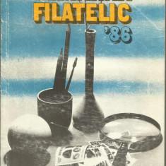 ALMANAHUL FILATELIC 1986 - Carte traditii populare
