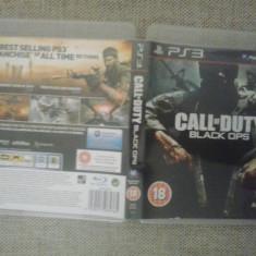 Call of duty - Black Ops - Joc PS3 [C] - Jocuri PS3, Shooting, 18+, Multiplayer