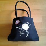 Flowers / poseta dama 21 x 15 cm