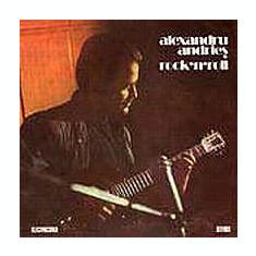 Alexandru Andries – Rock'n'roll (LP - Romania - VG)