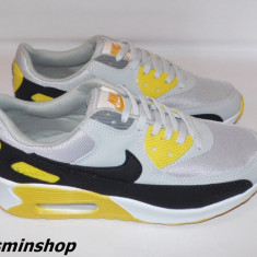 Adidasi NIKE AIR MAX - Bleumarin / Gri - NOUA COLECTIE !!! - Adidasi barbati Nike, Marime: 41, 42, 43, 44, Textil