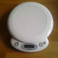 Philips, cantar electronic - Cantar de Bucatarie