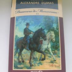 DOAMNA DE MONSOREAU LEXANDRE DUMAS VOL, 2 BIBLIOTECA ADEVARUL - Carte Epoca de aur