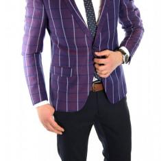 Sacou tip Zara Man CAROURI - sacou barbati - sacou casual elegant- cod 6074, Marime: 50, Culoare: Din imagine