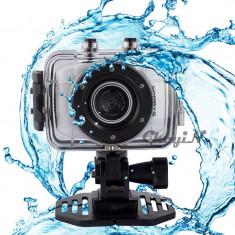 Camera HD sport, action camcorder, waterproof - Camera Video Actiune
