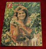 Revista Femeia - anul XLII nr 10 octombrie 1989 / 24 pagini !!!