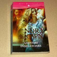 Roman de dragoste - Sandra Brown - Amintiri inselatoare - Roman dragoste