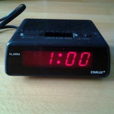Starlux ceas cu alarma - Ceas desteptator