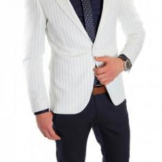 Sacou tip Zara Man Dungi - sacou barbati - sacou casual elegant- cod 6080, Marime: 56, Culoare: Din imagine