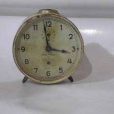 Ceas vechi de birou Rolls Patent !
