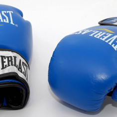 Everlast Fighter 8 oz - manusi de box din piele - Originale - Noi - Manusi box