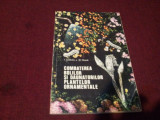 XXX I SZEKELY - COMBATEREA BOLILOR SI DAUNATORILOR PLANTELOR ORNAMENTALE