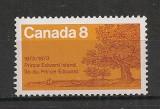 Canada.1973 100 ani Prince Edward in Confederatie  MC.472, Nestampilat