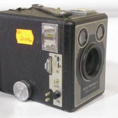 De colectie ! Aparat foto vechi BROWNIE Six-20 model E ! - Aparat de Colectie