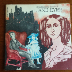 Charlotte Bronte -vinil dublu disc- Jane Eyre