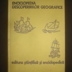 IOAN POPOVICI - ENCICLOPEDIA DESCOPERIRILOR GEOGRAFICE, Alta editura