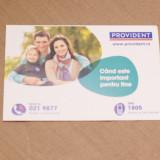 Calendar de buzunar Provident 2015 - Calendar colectie