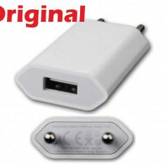 Adaptor priza iPhone Apple Original - Incarcator telefon iPhone, De priza