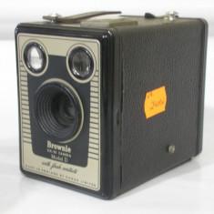 De colectie ! Aparat foto vechi BROWNIE Six-20 model D ! - Aparat de Colectie