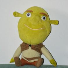 (M) Jucarie plus Shrek Big Headz, personaj animatie, desene animate, 25cm - Jucarii plus