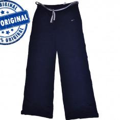 Pantalon dama Nike Training - pantaloni originali - Pantaloni dama Nike, Marime: XL, Culoare: Din imagine, Lungi, Nylon