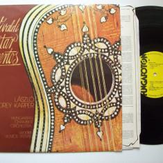 Disc vinil VIVALDI GUITAR CONCERTOS (produs Hungaroton - Ungaria 1979) - Muzica Clasica electrecord