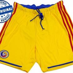 Pantalon barbat Adidas Romania - pantaloni originali - Pantaloni barbati Adidas, Marime: XXL, Culoare: Galben, Scurti, Poliester