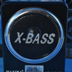 Boxa portabila - Aparat radio