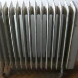 radiator pe curent