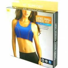 Bustiera de slabit Ladies Small Fitness Vest - Echipament Fitness