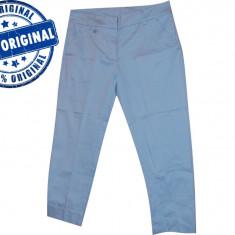 Pantalon dama Nike Golf - pantaloni originali - Pantaloni dama Nike, Marime: 42, Culoare: Bleu, Lungi, Bumbac