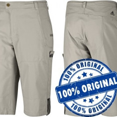 Pantalon barbat Adidas SF - pantaloni originali, Gri, Bumbac
