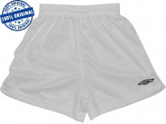 123123Pantalon copii Umbro White - pantaloni originali