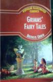 "FRATII GRIMM - POVESTI ( lb engl) GRIMM""S FAIRY TALES"