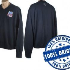 Bluza barbat Nike Steaua Bucuresti - bluza originala - pulover - Bluza barbati Nike, Marime: M, Culoare: Albastru, Bumbac