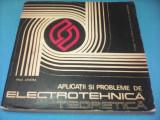 Cumpara ieftin CULEGERE APLICATII SI PROBLEME DE ELECTROTEHNICA TEORETICA PAUL CRISTEA 1977