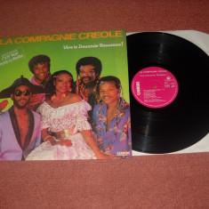 LA COMPAGNIE CREOLE: Vive le Douanier Rousseau! (1983) (vinil pop/zouk music) - Muzica Pop Altele