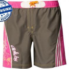 Pantalon dama Adidas Awby - pantaloni originali - Pantaloni dama Adidas, Marime: M, Culoare: Din imagine, Scurti, Poliester