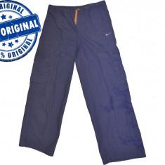 Pantalon dama Nike Active - pantaloni originali - Pantaloni dama Nike, Marime: L, XL, Culoare: Din imagine, Lungi, Bumbac