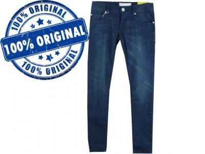 Blugi dama Adidas Sknny - pantaloni originali - blugi skinny foto
