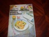 SFATURI PRACTICE PENTRU GOSPODINE - Draga Neagu ( format mai mare, cartonata ) *