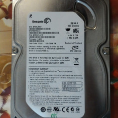 HDD PC Seagate 160Gb IDE - Hard Disk Samsung, 100-199 GB, Rotatii: 7200
