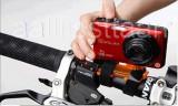 Suport cu benzi prindere pe ghidon bicicleta pentru camera foto = cu testare 72h
