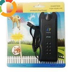 Aparat  ultrasunete Anti Caini Dog Chaser foto
