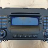 Navigatie Radio CD Mercedes W169 A class B class A1698209689 2005